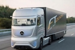 ورود اولین کامیون های بدون راننده به جاده